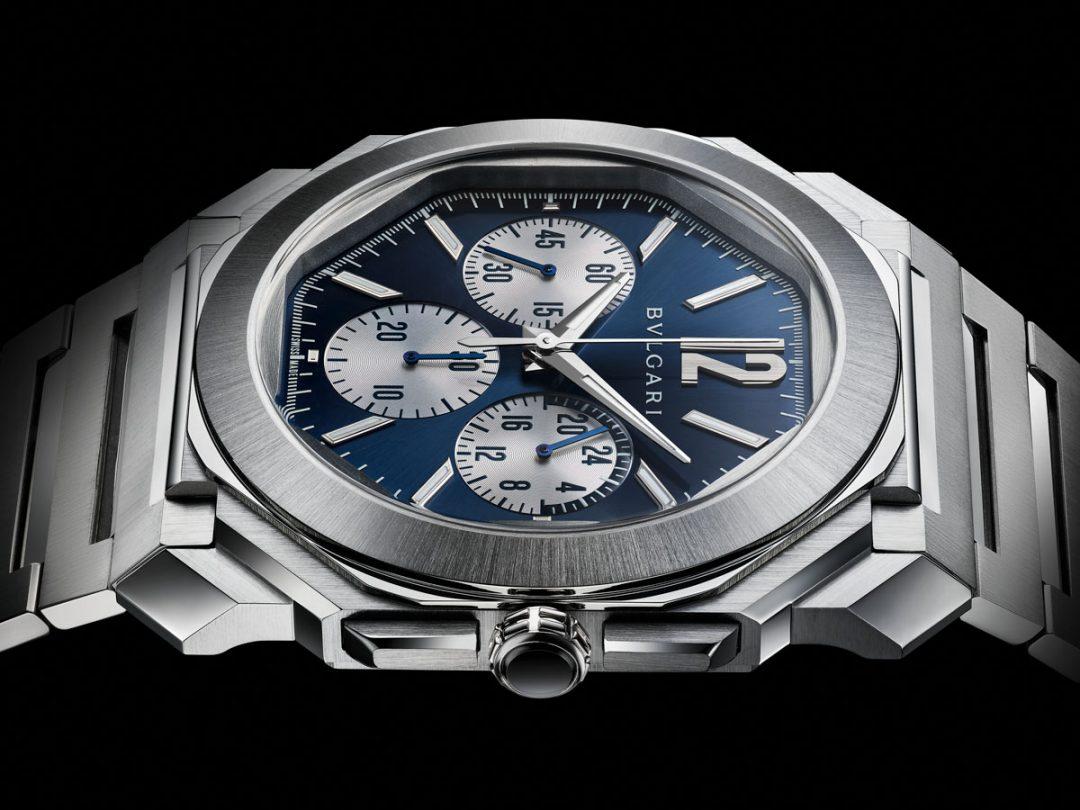 Bvlgari Octo Finissimo S Chronograph GMT