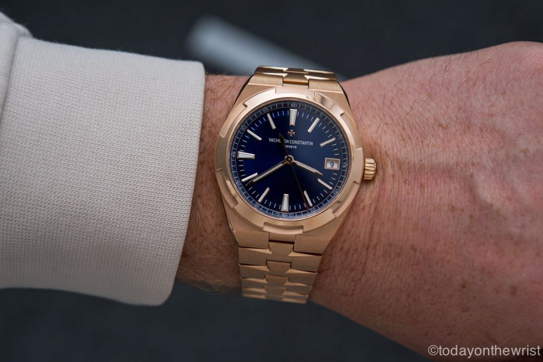 Vacheron Constantin Overseas Automatic gold