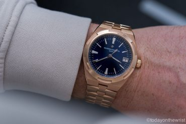 Vacheron Constantin Overseas Automatic gold