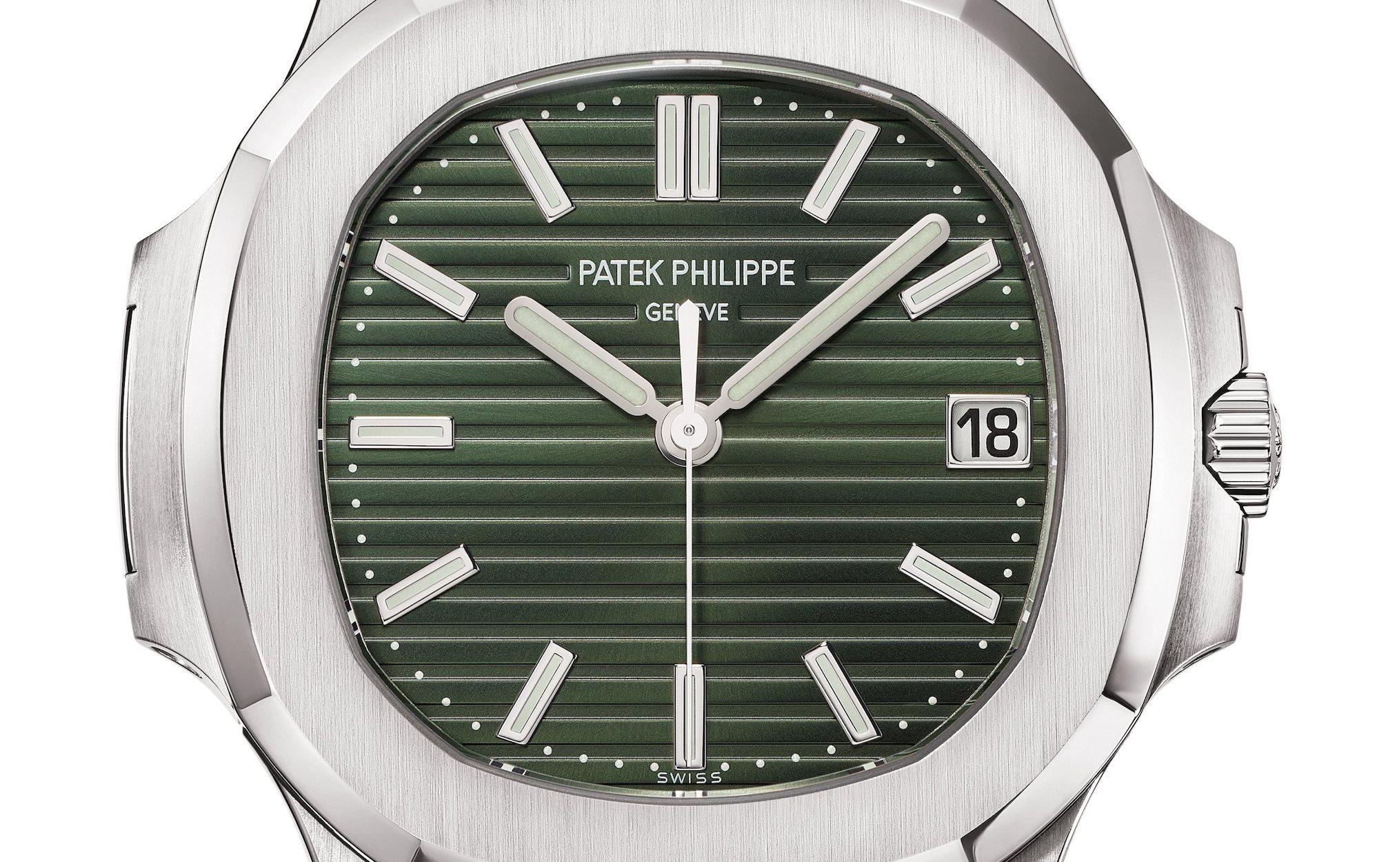 Patek Philippe Nautilus 5711/1A-014